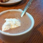 Ice Cream Hot Chocolate
