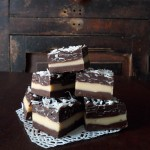 Triple Layered Fudge Recipe