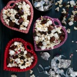 Valentine Popcorn Treat