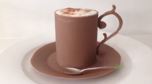 DIY: Chocolate Cup