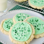 St. Paddy's Day Sugar Cookie