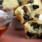 maple chocolate chip pancake muffins