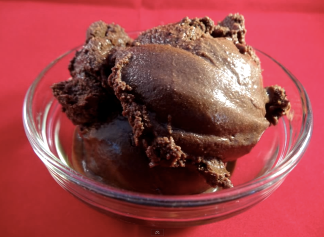 Chocolate Sorbet Recipe